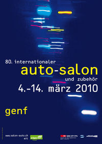 80. Internationaler Automobil- Salon@Salon International De L'Auto