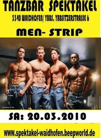 Ladies Night - Men Strip