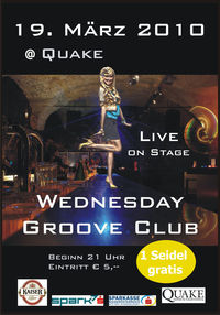 Wednesday Groove Club