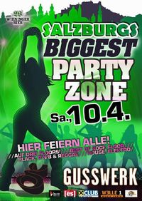 Salzburgs Biggest Partyzone No2