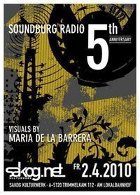 Soundburg Radio 5th Anniversary