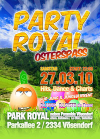 Party Royal Osterspaß