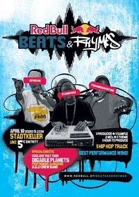 Red Bull Beats & Rhymes