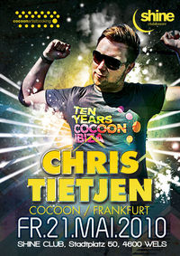 Chris Tietjen - Cocoon, Frankfurt