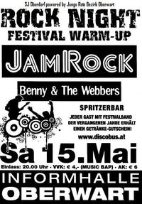 Rock Night - Festival Warm-up