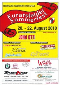 Euratsfelder Sommerfest