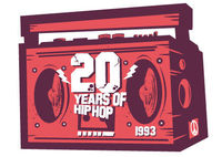 20 Years Of HipHop - 1993