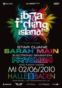 Ibiza F*ucking Island! feat. Star-DJane Sarah Main