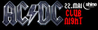 AC/DC Aftershow Clubnight!