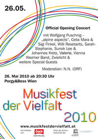 Musikfest der Vielfalt