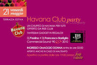 HAVANA CLUB PARTY - FRIDAY@RISE CLUB