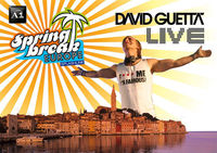 Spring Break Europe - David Guetta live