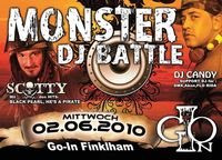 Monster DJ Battle DJ Scotty vs. DJ Candy