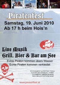 Piratenfest@Seegasthof Hois'n Wirt