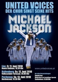 United voices - Michael Jacksons Hits