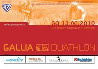 6. Gallia Duathlon