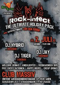 Rock-Infect: Holiday Pack