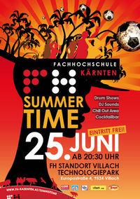 Summertime Party 2010 - FH Kärnten@Technologiepark Villach, Science & Energy Labs, FH Kärnten