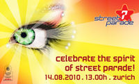 Celebrate the spirit of Streetparade
