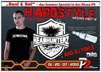 Hardstyle Inferno Part IV mit Headhunterz
