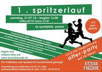 1. Spritzerlauf