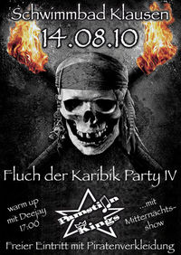Fluch der Karibik Party IV