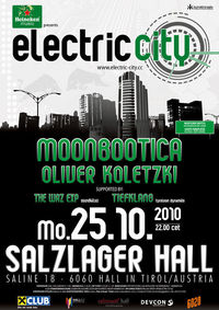 Heineken Music presents Electric City