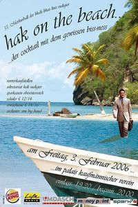 HAK on the beach@Palais KV