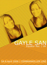 Gayle san