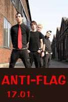 Anti Flag & Good Clean Fun & Mike P