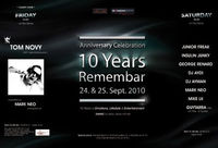 10 years of Remembar