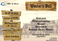 Westernball der Landjugend Ybbs-St.Martin