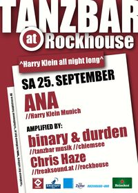 Harry Klein Munich Night part II@Rockhouse-Bar