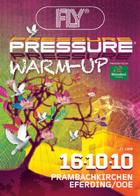 Pressure Warm-Up mit Florian Meindl