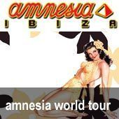Amnesia Ibiza World Tour 2005
