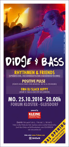  Didgs & Bass Opening