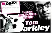 Tom Barkley