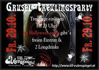 Grusel-Treulingsparty@Till Eulenspiegel