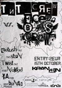 Face2bass vs TNT