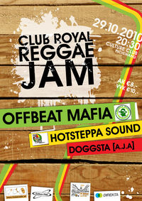 Club Royal Reggae Jam