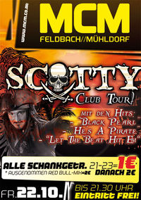 Scotty Club Tour!