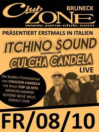 Itchino Sound! Members of Culcha Candela live