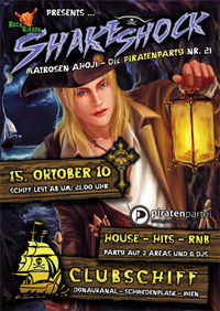 ShakeShock: Die Piratenparty #2