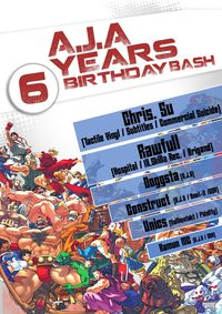 A.J.A 6 Years Birthday Bash@KV Röda