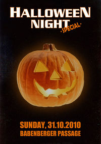 Halloween Night Special