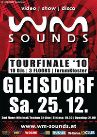 WM-Sounds Tourfinale