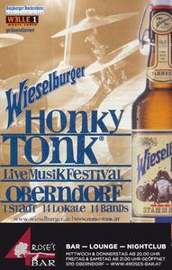 Honky Tonk @ 4Roses