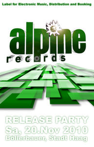 Alpine Records Release Party