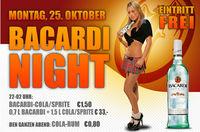Bacardi Night