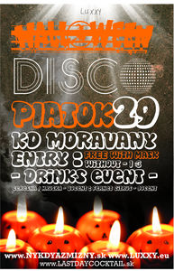 Halloween Disco - LUXXY